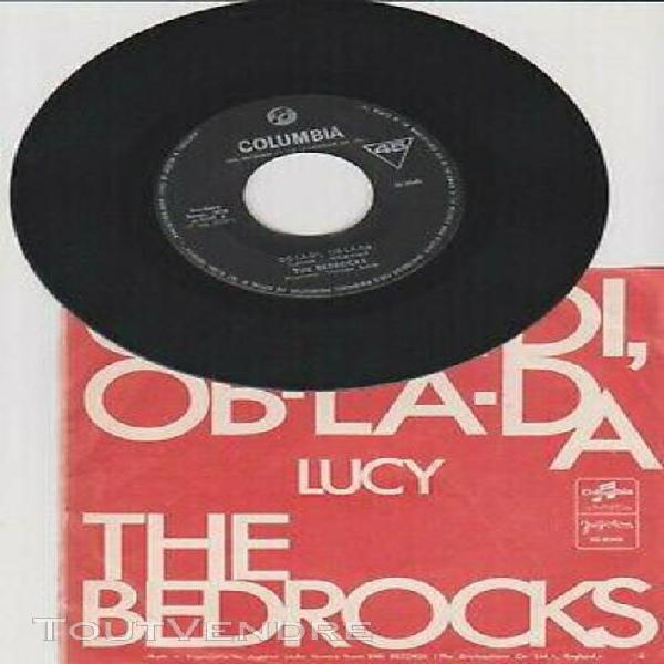 The bedrocks sp yugoslavia ob la di ob la da (beatles) lucy