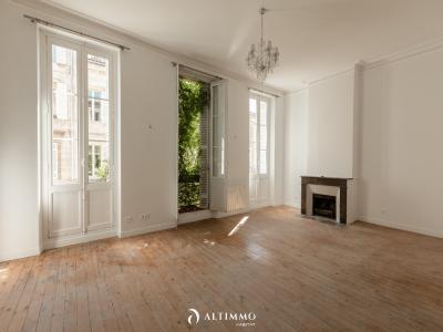 Appartement à vendre bordeaux altimmo habitat 3 pièces 75