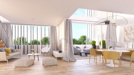 Appartement à vendre montpellier 5 pièces 114 m2 herault