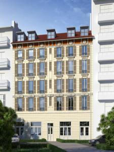 Appartement à vendre nice 1 pièce 19 m2 alpes maritimes