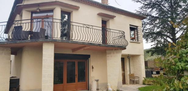 Maison à vendre ales 4 pièces 100 m2 gard