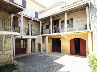 Maison à vendre uzes 9 pièces 200 m2 gard