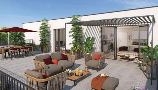 Programme immobilier neuf montpellier 4 pièces 80 m2