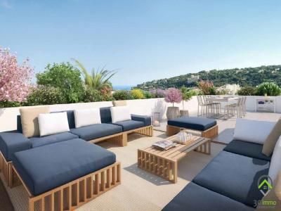 Programme immobilier neuf roquebrune-cap-martin 4 pièces