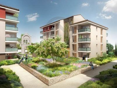 Programme immobilier neuf sete 2 pièces 42 m2 herault