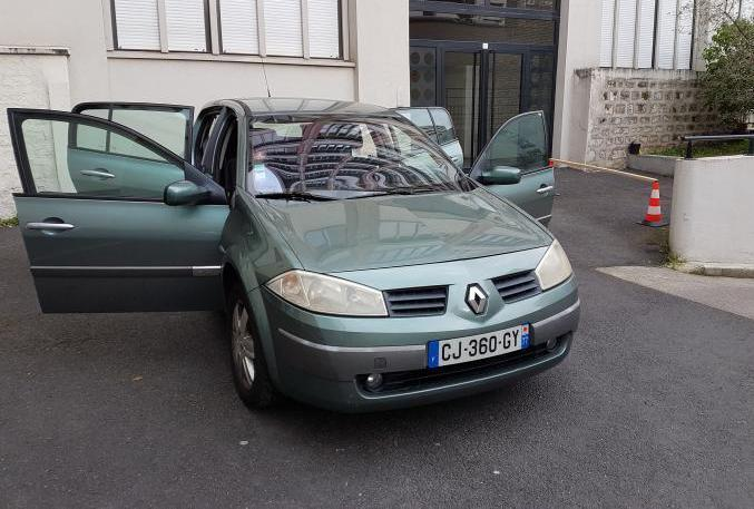 Renault megane diesel dci