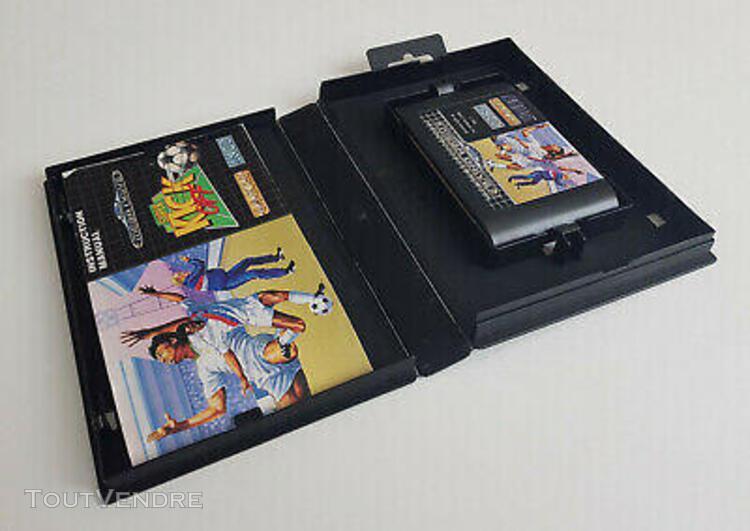 Sega mega drive - super kick off - pal