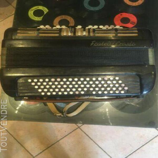 Accordeon fratelli crosio made in italy