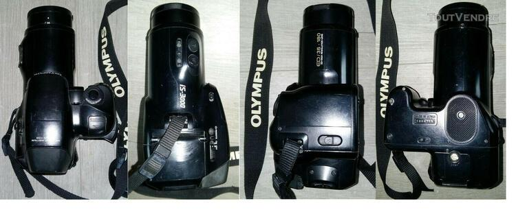 Appareil photo olympus is 3000 + accessoires