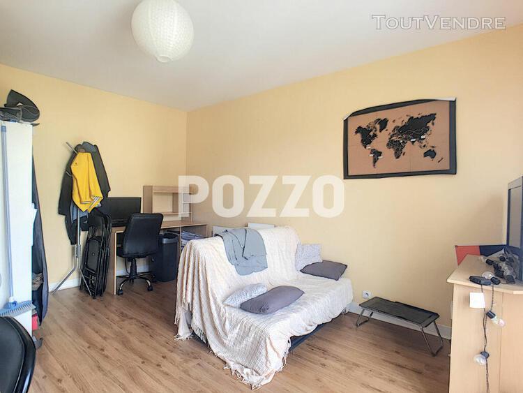 Appartement 2 pièces en location à caen