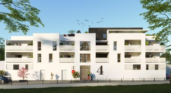Appartement à vendre castelnau-le-lez 2 pièces 41 m2