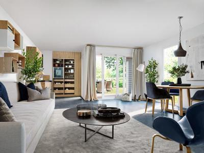 Appartement à vendre castelnau-le-lez 3 pièces 60 m2