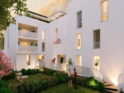 Appartement à vendre castelnau-le-lez 3 pièces 64 m2