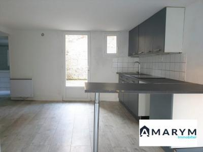 Appartement à vendre dieppe 1 pièce 36 m2 seine maritime