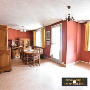 Appartement à vendre dunkerque 4 pièces 57 m2 nord