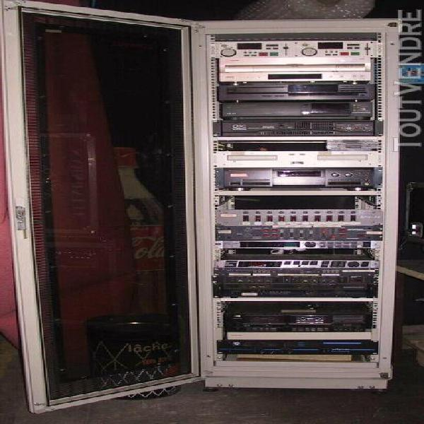Baie audiovisuel ou informatique ''19 pouces''