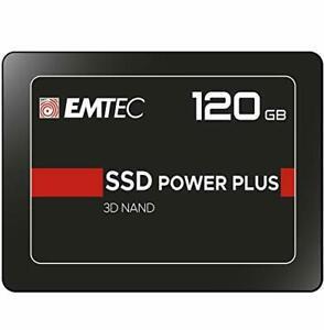 Emtec ecssd120gx150 - carte ssd interne - 2.5'' -