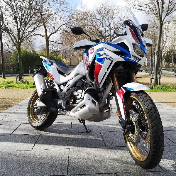 Honda africa twin essence paris 14 75 | 15899 euros 2020