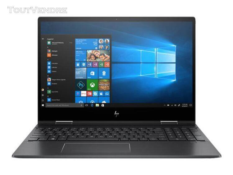 Hp envy x360 15-ds0009nf - conception inclinable - ryzen 5 3