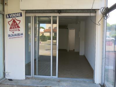 Local industriel à vendre grau-du-roi 31 m2 gard