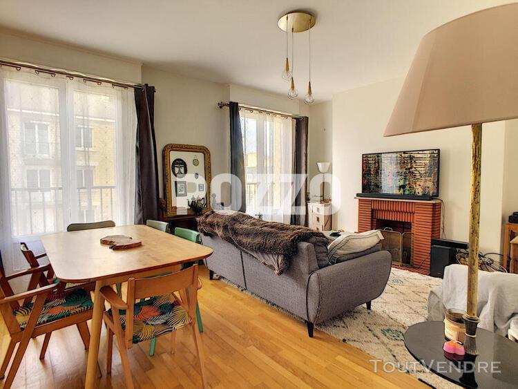 Location: appartement 4 pièces à caen