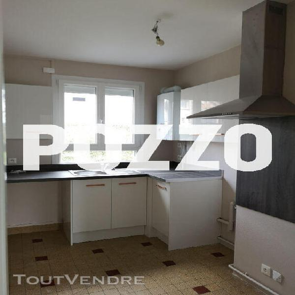 Location d'un appartement t2 (50 m²) à vire normandie