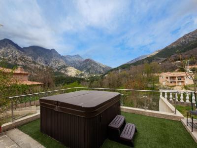 Maison à vendre ajaccio bocognano 5 pièces 117 m2 corse
