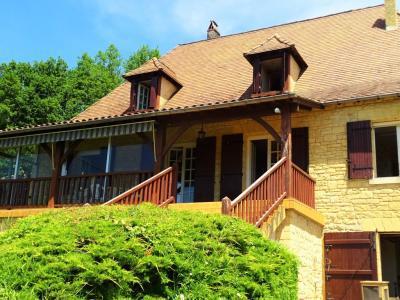 Maison à vendre bergerac 6 pièces 140 m2 dordogne