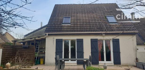 Maison à vendre bourges secteur cimm agents 4 pièces 90 m2