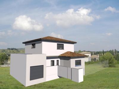 Maison à vendre castelnau-de-guers la‰zignan-la-caˆbe 4
