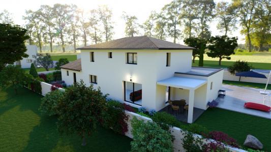 Maison à vendre castelnau-le-lez 6 pièces 110 m2 herault
