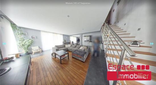 Maison à vendre haguenau 4 pièces 140 m2 bas rhin