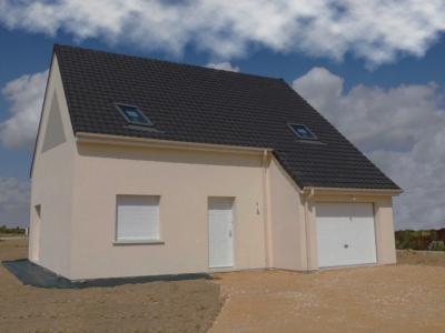 Maison à vendre lisieux 4 pièces 85 m2 calvados
