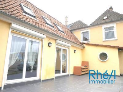 Maison à vendre strasbourg 8 pièces 190 m2 bas rhin