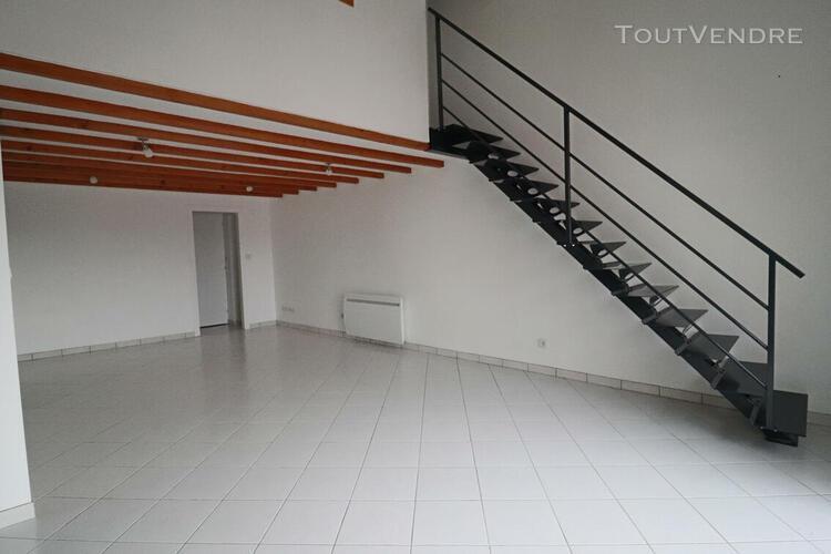 Miribel centre, appartement t4 de 92.66 m2 +24.50 m² utiles