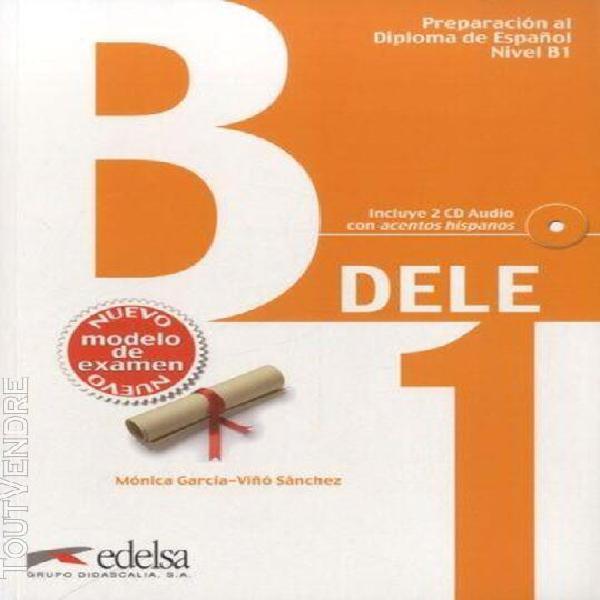 Preparacion al diploma de español nivel b1 - (2 cd audio)