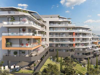 Programme immobilier neuf ajaccio corse du sud 1 pièce 31