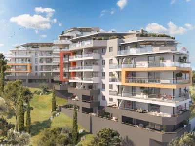 Programme immobilier neuf ajaccio corse du sud 2 pièces 41