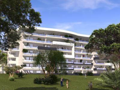 Programme immobilier neuf ajaccio la rocade 2 pièces 42 m2