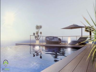 Programme immobilier neuf beausoleil 4 pièces 100 m2 alpes