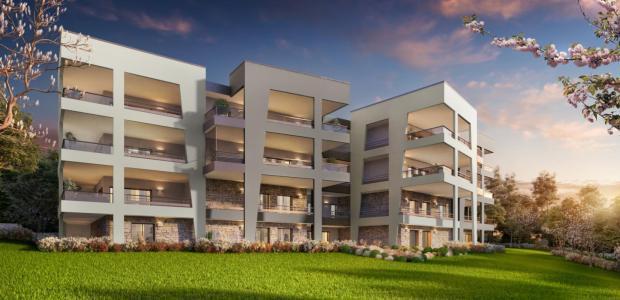 Programme immobilier neuf divonne-les-bains 52 m2 ain