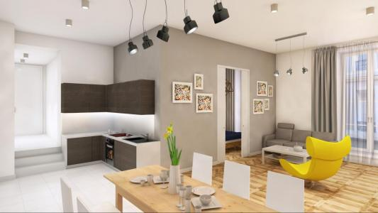 Programme immobilier neuf grenoble 96 m2 isere
