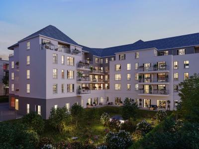 Programme immobilier neuf melun 39 m2 seine et marne