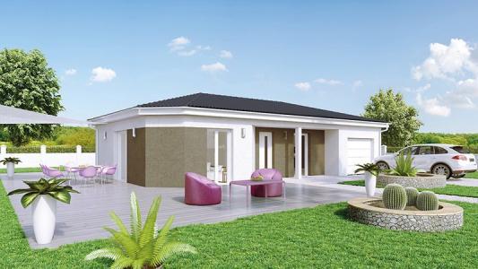 Programme immobilier neuf roanne 5 pièces 85 m2 loire
