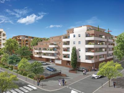 Programme immobilier neuf seyne-sur-mer 29 m2 var