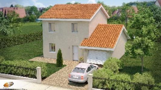 Programme immobilier neuf villefranche-sur-saone 5 pièces