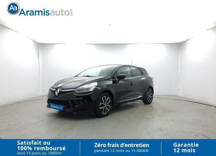 Renault clio estate essence rennes 35   12490 euros 2018