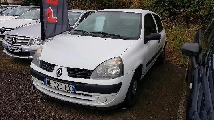 Renault clio societe diesel guipavas 29 | 2490 euros 2006
