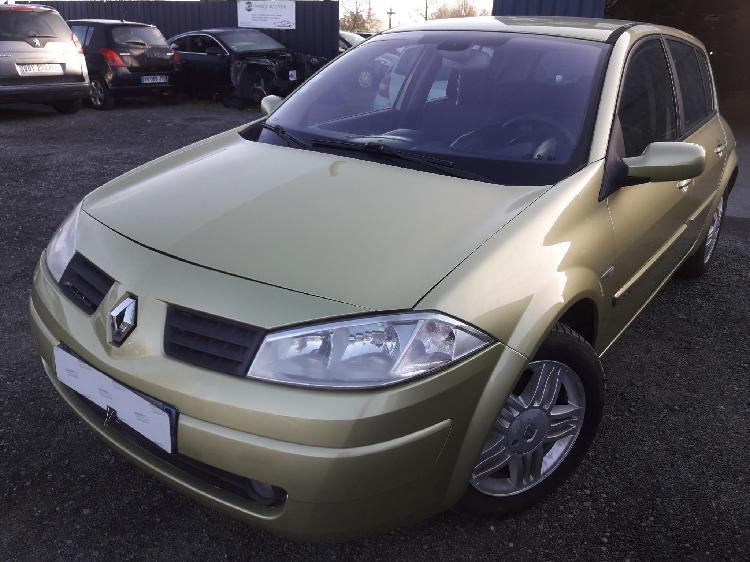 Renault megane 2 essence vern-sur-seiche 35 | 2990 euros