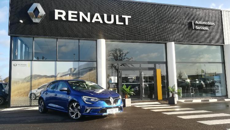 Renault megane 4 essence blain 44 | 21990 euros 2018